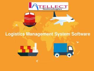 Logistics Management System Software