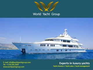 Yacht Management Services