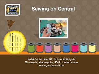 Glorious Sewing Services Company in Minneapolis, Minnesota