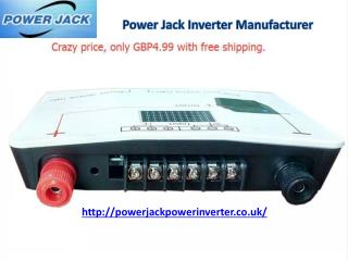 Get reputable China based  Power Inverter Manufacturer