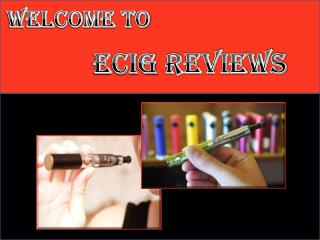 Get Best Ecigs for Begginers and Advanced Users
