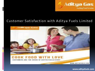 Customer Satisfaction with Aditya Fuels Limited