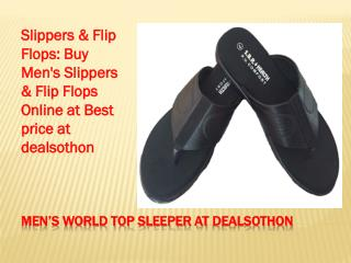 MEN'S WORLD TOP SLEEPER AT DEALSOTHON