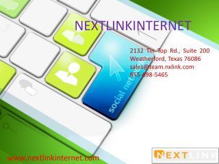 Texas Residential Internet Provider