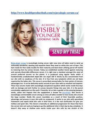 http://www.healthproducthub.com/rejuvalogic-serum-ca/
