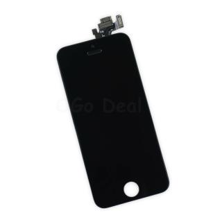 For Apple iPhone 5 Digitizer and LCD Screen Assembly with Frame Replacement - Black(TM)