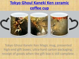 Anime Magic Mugs