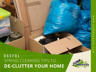 Junk Removal in Minneapolis – Spring Cleaning Tips