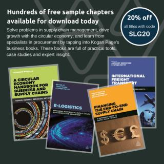 Logistics & Supply Chain Books – Kogan Page