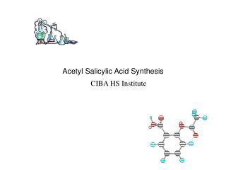 Acetyl Salicylic Acid Synthesis