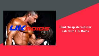 Find cheap steroids for sale with UK Roids