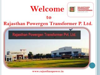 Production Process of Transformer