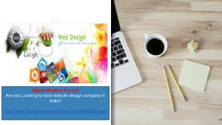 Best website Design Company in Delhi, NCR