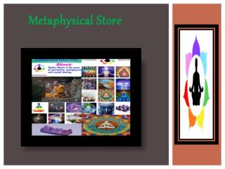 Metaphysical Store
