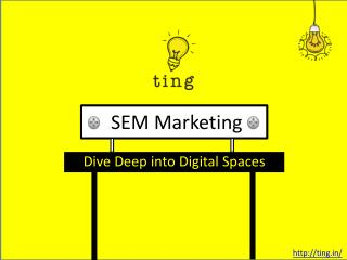 Dive Deep into Digital Spaces