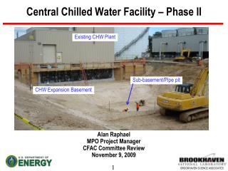 Central Chilled Water Facility   Phase II