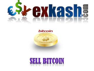 Sell Bitcoin at Best Price Now With Cash or Bank Transfer