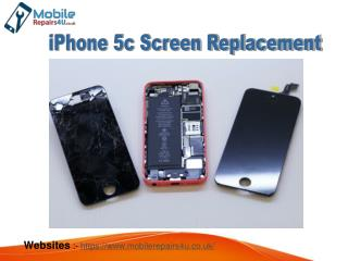 Process to Replace Your Broken iPhone Screen