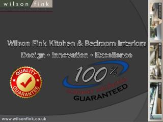 Kitchen Worktop Showroom London | Wilson Fink