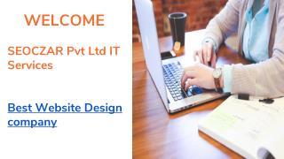 Best website design company in India| Best website designing