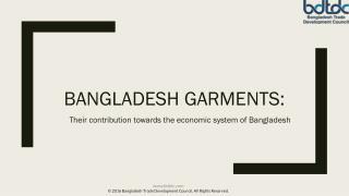 Bangladesh garments