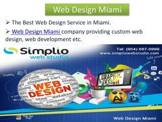 Creative Web Design Miami
