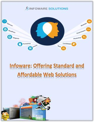 Web Design and Development Company in India – Infoware