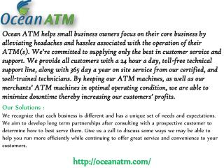ATM Service Provider in Reasonable Price NJ