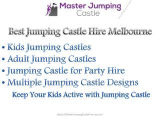 Jumping Castle Hire Melbourne