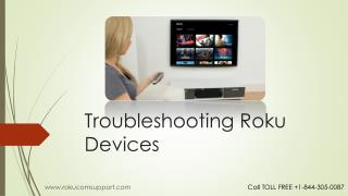 Roku Support - Troubleshooting Roku devices