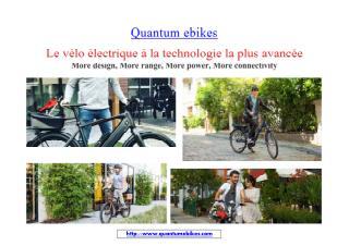 Quantum ebikes