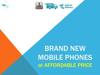 Brand New Mobile Phones