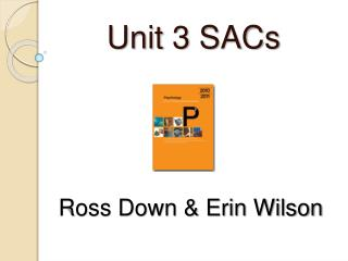 Unit 3 SACs