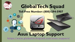 PPT - Asus Laptop Support Customer Service |Online Solution