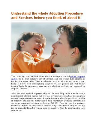 catholic adoption services