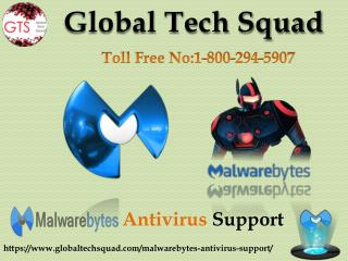 Malwarebytes Antivirus Support USA|Toll-Free:1800-294-5907