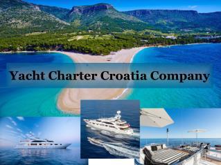 Yacht charter Croatia company