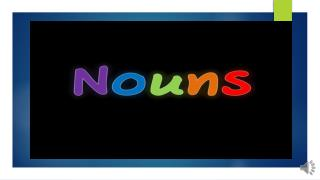 nouns and its kinds