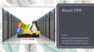 Brazil VPS Hosting Server LLP - Onlive Server Technology LLP