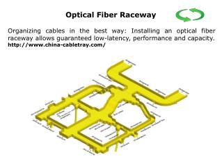 Optical Fiber Raceway