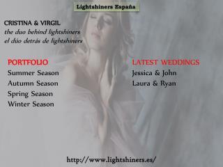 Elige tu fotógrafo de bodas en línea