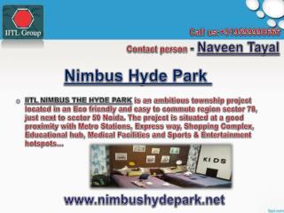 IITL NIMBUS THE HYDE PARK