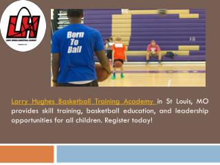 Best Private Basketball Coaches in Missouri - LH Basketball Academy