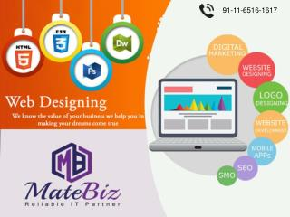 Most useful and Affordable Web Designing Company in India