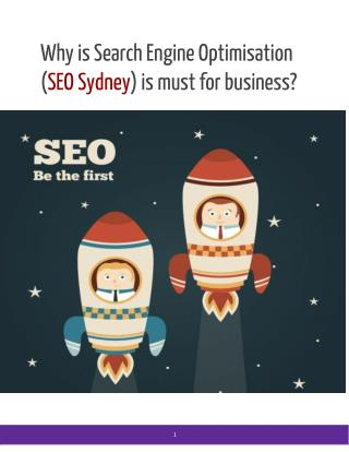 Netstripes: Why is Search Engine Optimisation  (SEO Sydney) is must for business?
