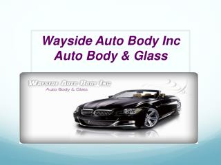 Chrysler Auto Body Repair Queens NY