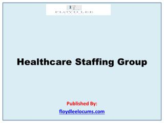 Healthcare Staffing Group