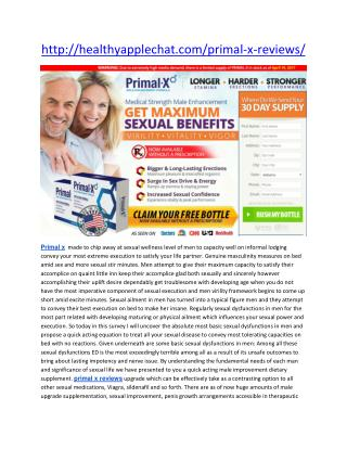 Primal x will help the person to refund the money if product is not liked by customers. primal x reviews that it is safe