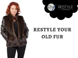 Restyling, Storage and Repair | Restyle Your Fur in Florida