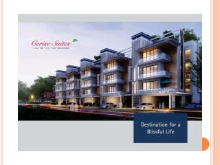 Central Park 3 Cerise Suites Sohna